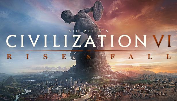 文明帝國VI: 迭起興衰 (DLC、需搭配主程式使用)